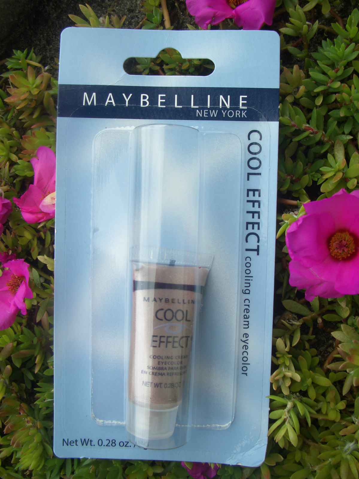 Cool Effect Cooling Cream Eyecolor Maybelline