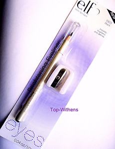 Eyeliner Black Sharpener Brightening e.l.f. 1003