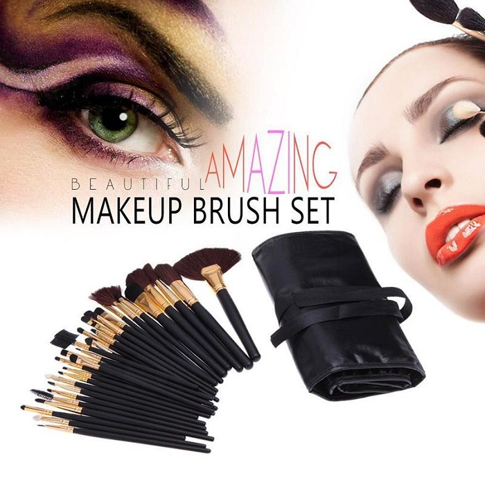 Brush Makeup 32 kit