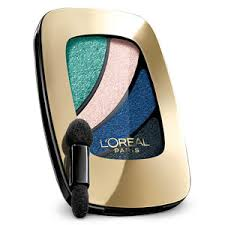 L'Oreal Colour Riche Eyeshadow Quads 211