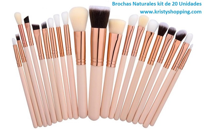 Brush Makeup 20 kit