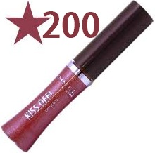 Kiss Off Rimmel London Gloss 200