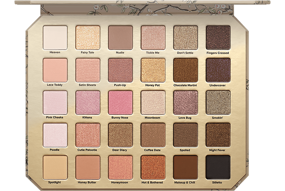 Too Faced Paleta De Sombras Natural Love