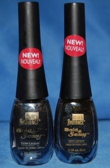 1 Esmalte de Uña Black Radiance Naughty 4408
