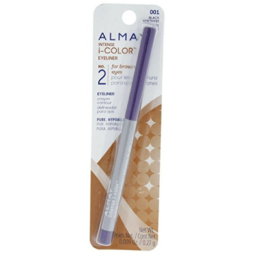 Almay Intense I-Color Eyeliner Purple 001