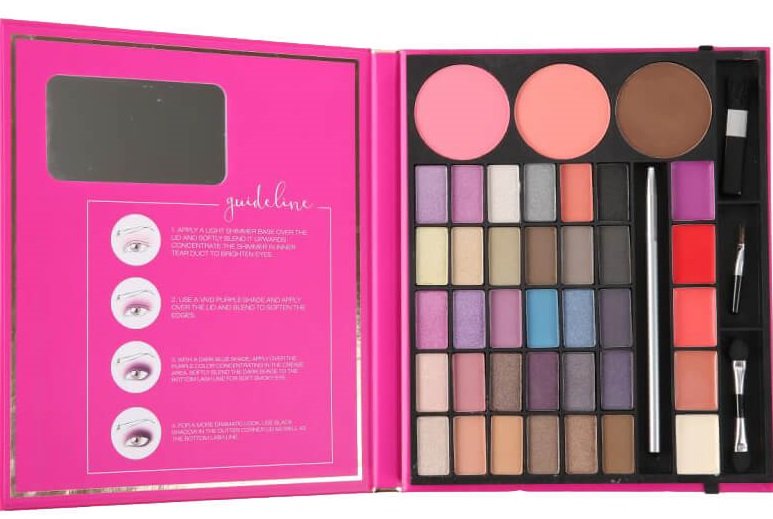 Paleta de Sombra Beauty Book