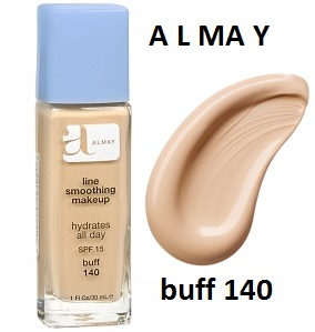 Almay Line Smoothing Makeup Liquid Base Foundation
