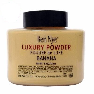 Polvo Banana Ben Nye Luxury powder