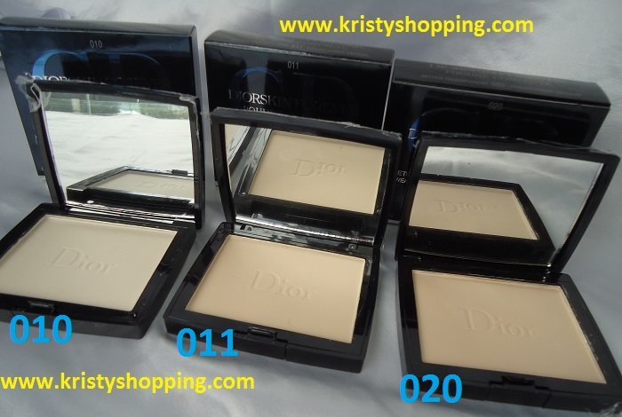 Diorskin Forever Compact Powder 010