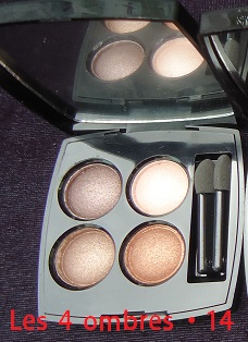Eyeshawdow Multi efect Chanel 14