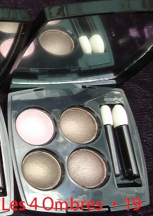 Lots 6 Psc Eyeshawdow Multi efect Chanel