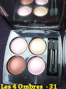 Eyeshawdow  Multi efect Chanel 31