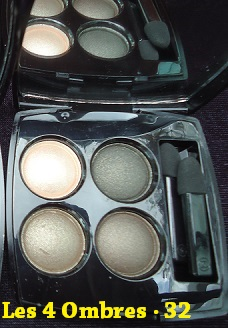 Paleta de Sombras Multicolor Chanel 32