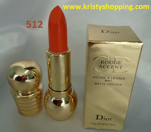 Labial Mate Rougen Accent Diorific 512