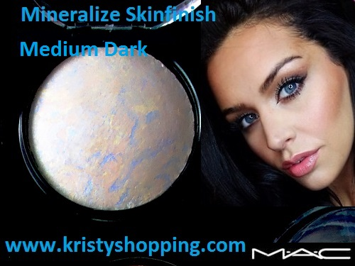 Powder Mineralize Skinfinish Medium Dark MAC