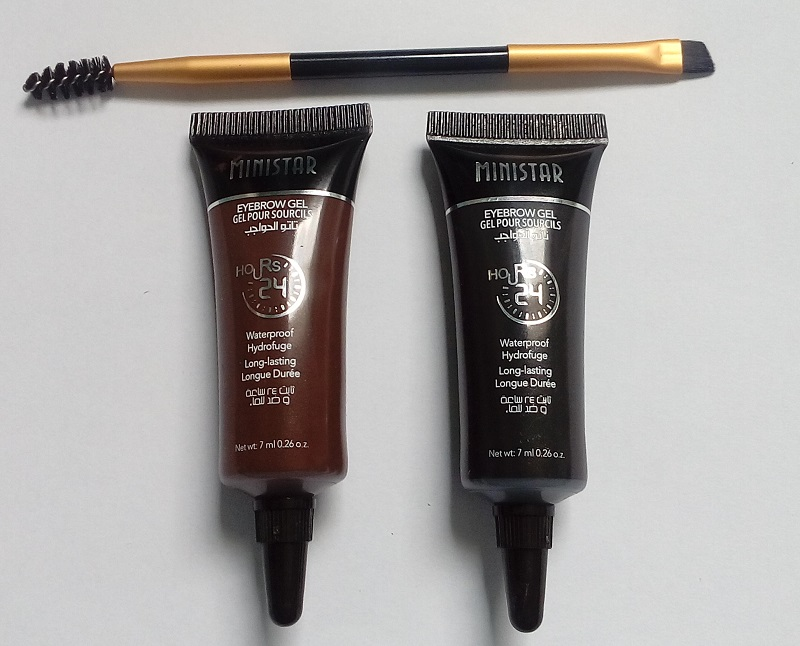 Eyebrow Gel Ministar 102