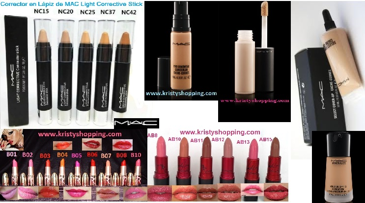 Lots Makeup 30 Pcs MAC