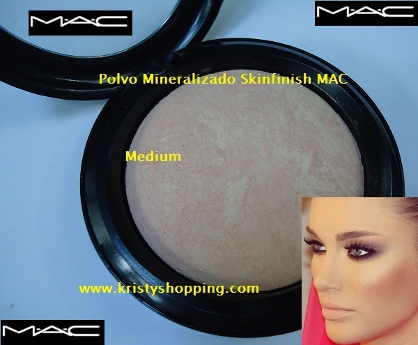 Powder Mineralize Skinfinish Medium Plus MAC