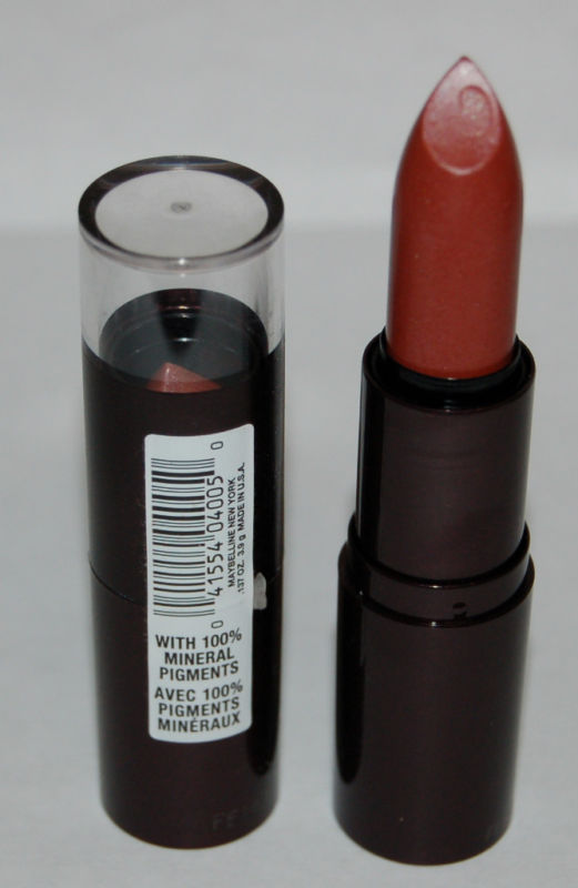 Labial Maybelline Colour Lipsticks 600