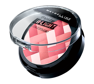 Blush Master Hi-Light Maybelline Pink Rose 20