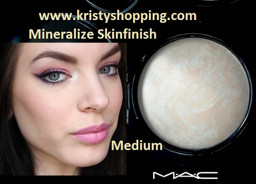 Powder Mineralize Skinfinish Medium MAC