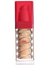 Base Revlon Anti-Edad con DNA Advantage Bare Buff 10