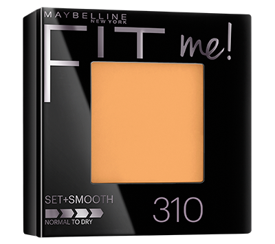 FIT ME! SET + SMOOTH POWDER SUN BEIGE 310