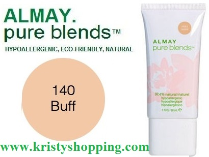 Base Hipoalergénico Pure Blends Almay Buff 140