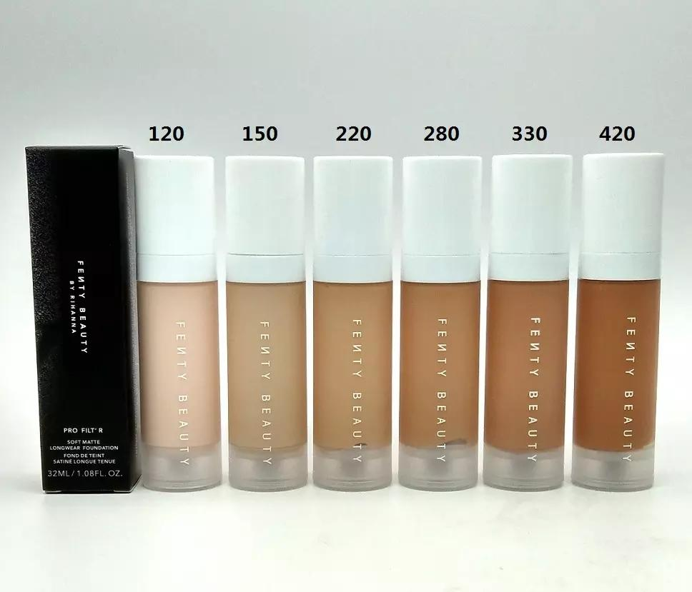 Base Matte Larga Duración Fenty Beauty By Rihanna 330
