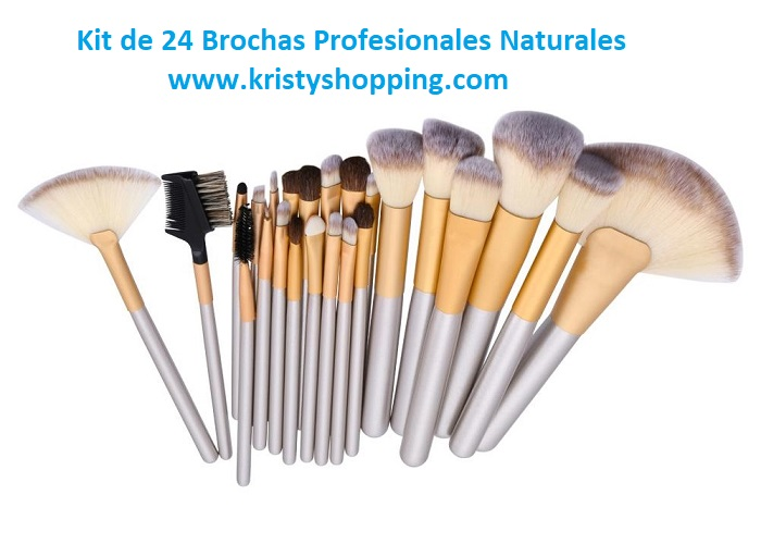 Brush Makeup 24 kit