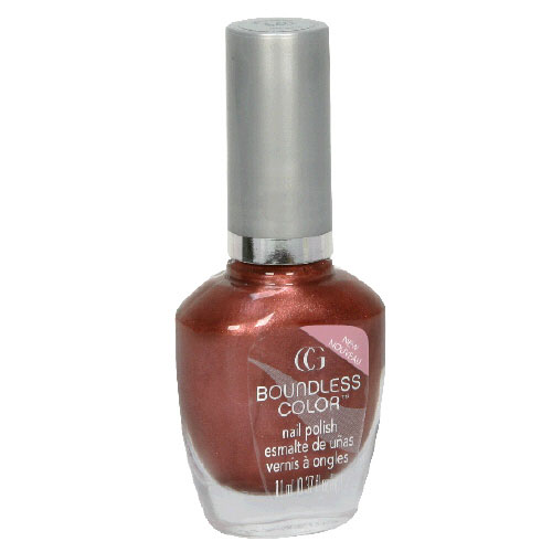 Boundless Base Coat Nail Color Convergirl 540