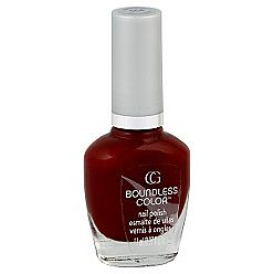 Boundless Base Coat Nail Color Convergirl 554
