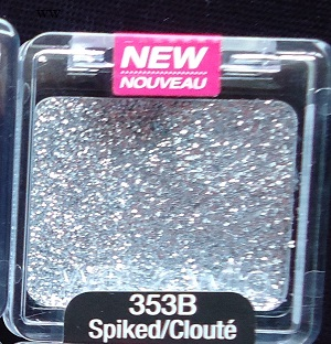 Wet n Wild Shadow Glitter 353B