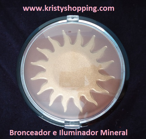 Large Mineral Bronzing Powde