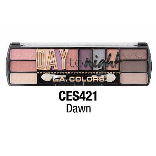 Pallete Eyeshadow LA.Colors CES421