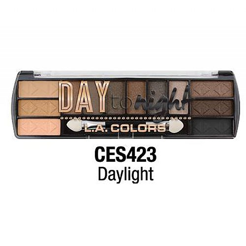 Pallete Eyeshadow LA.Colors CES423