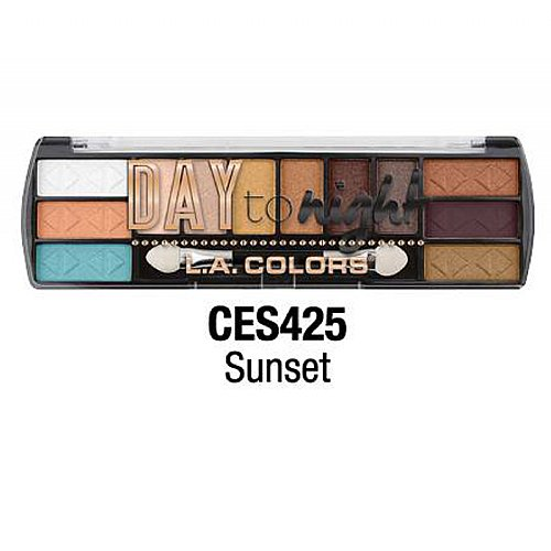 Pallete Eyeshadow LA.Colors CES425