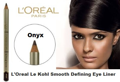 Le Kohl Smooth Defining Eye Liner L'Oreal Onyx