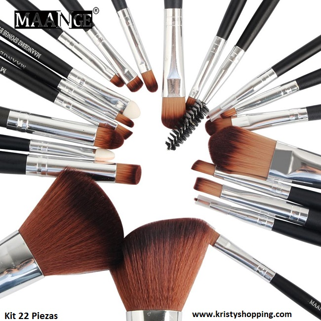 Brush Makeup 22 kit