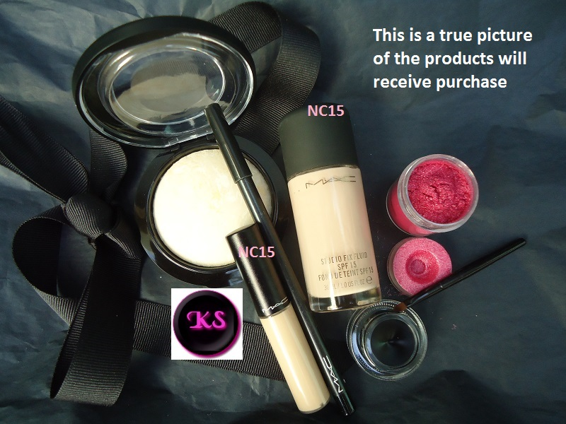 Lots 6 psc cosmetics MAC