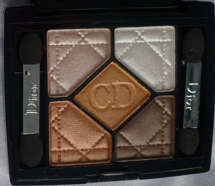 Eyeshadow Palette 5 Couleurs Dior 634