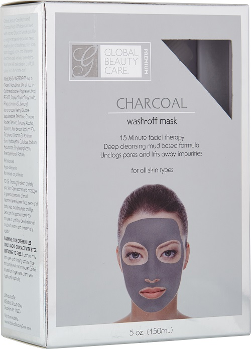 Charcoal Wash Off Mask