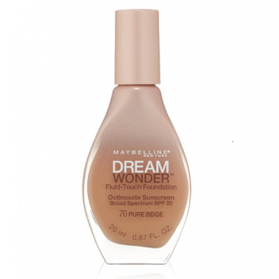 Base Dream Wonder Maybelline Natural Beige 75