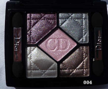 Eyeshadow Palette 5 Couleurs Dior 004