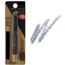 Black radiance eye shadow stick Gunmetal gray