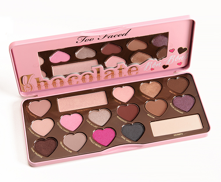 Too Faced Paleta De Sombras Chocolate Bon Bons