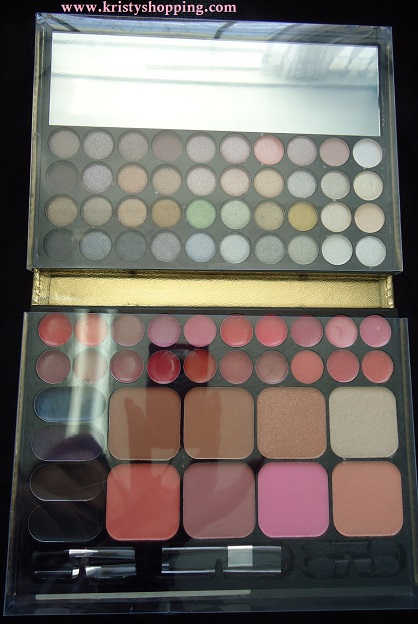 Set Eyeshadow, Lip, powder Makeup JLB